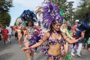 samba karnevaalit